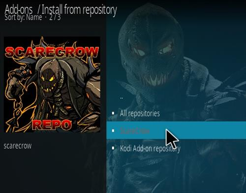 How To Install Resistance Kodi Addon Step 15