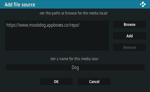How To Install The Underdog Kodi Addon Step 7