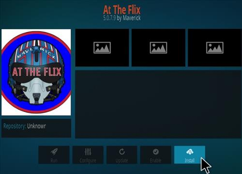 How to Install At The Flix Kodi Add-on New Cover Pic Step 18