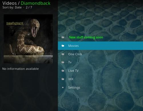 How to Install Diamondback Kodi Addon Overview