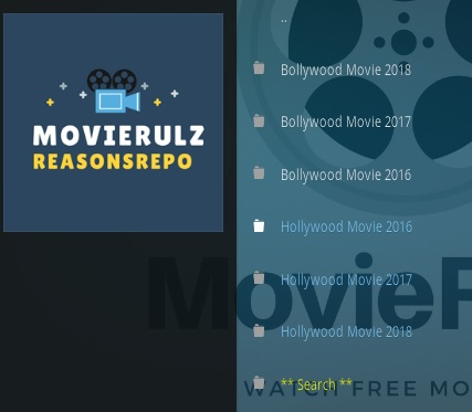 How to Install Movie Rulz Kodi Addon Overview