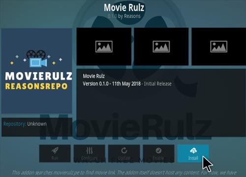 How to Install Movie Rulz Kodi Addon Step 18