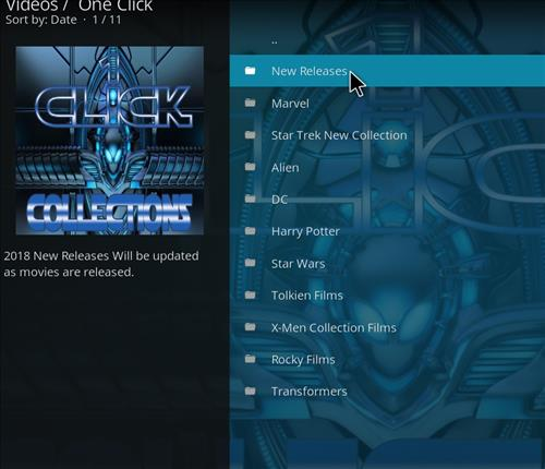 How to Install One Click Kodi Add-on 20