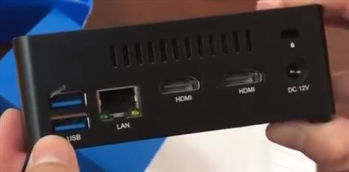 What is a Mini PC Ports
