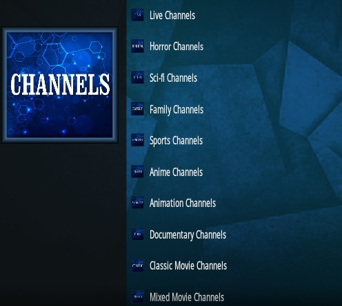 How To Install Channels Kodi Addon Overview