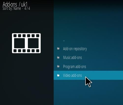 How To Install DeathStar Kodi Addon New UK1 Repo Step 16