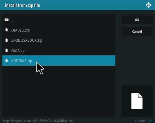 How To Install Exodus 6.0 Kodi Addon New One 777 SStep 13