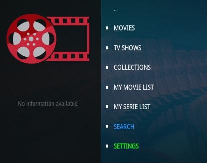 exodus kodi movies list