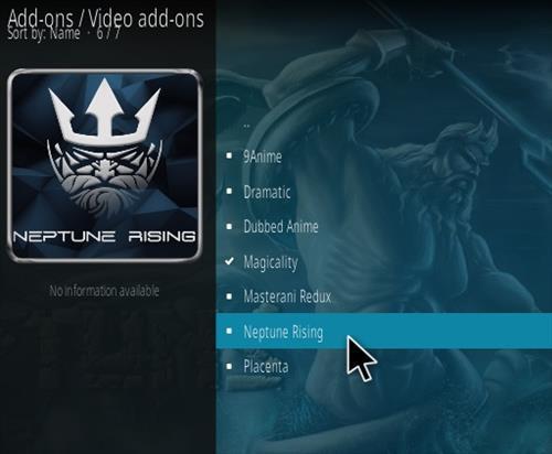 How To Install Neptune Rising Kodi Addon   WirelesSHack