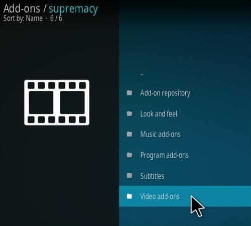 How To Install Sumpramcy repo New Kodi Addon Step 16