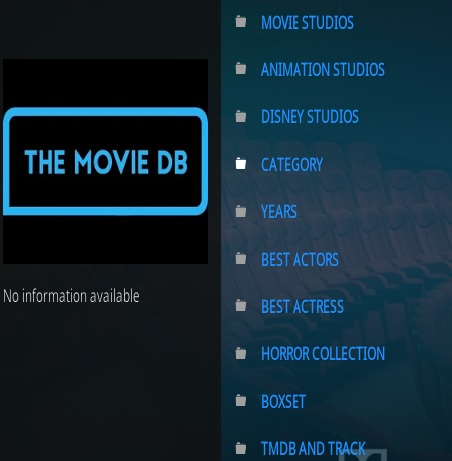 How To Install TMDB Kodi Addon Overview