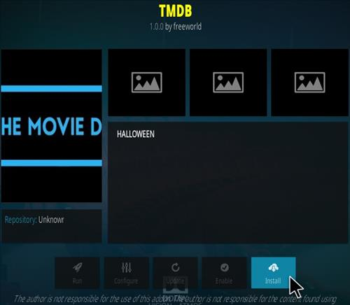How To Install TMDB Kodi Addon Step 18