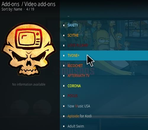 How To Install TVOne Plus Kodi Addon Step 17