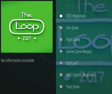 How To Install The Loop Kodi Addon Overview