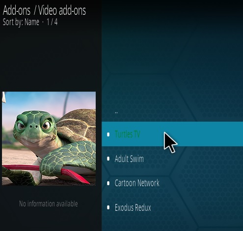 How To Install Turtles TV Kodi Addon New 777 Step 17