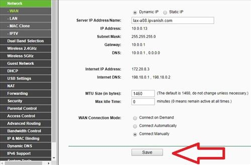 How To Setup IPVANISH on a Router New 3