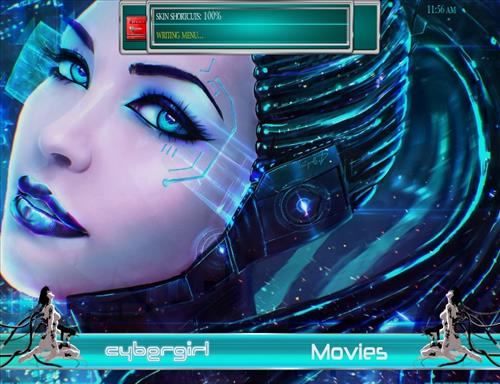 How to Install Cybergirl Kodi Build Step 26