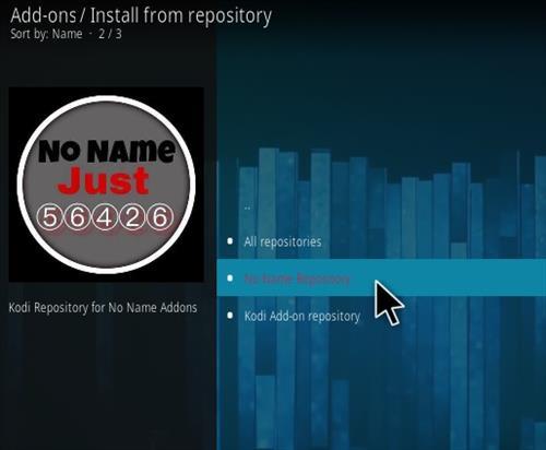 How to Install Flix Sport Kodi Addon New Repo Numbers Step 15