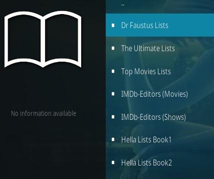 How to Install NightCrawler Kodi Addon Overveiw 2