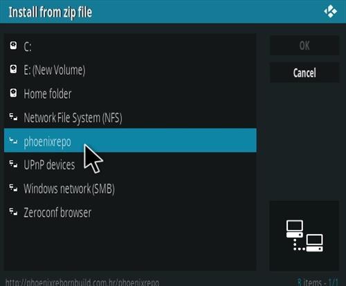 How to Install Phoenix Reborn IPTV Kodi Addon New Repo 1777 Step 11