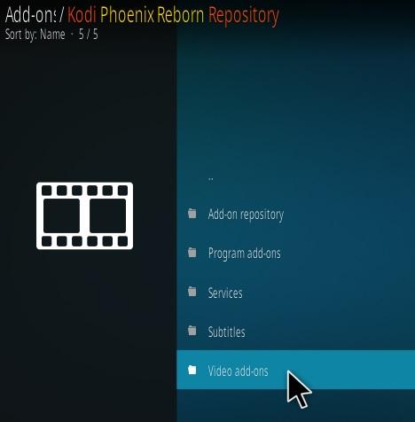 How to Install Phoenix Reborn IPTV Kodi Addon New Repo 1777 Step 16