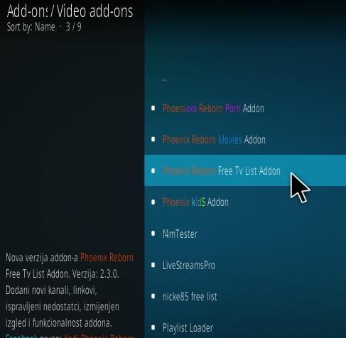 How to Install Phoenix Reborn IPTV Kodi Addon New Repo 1777 Step 17