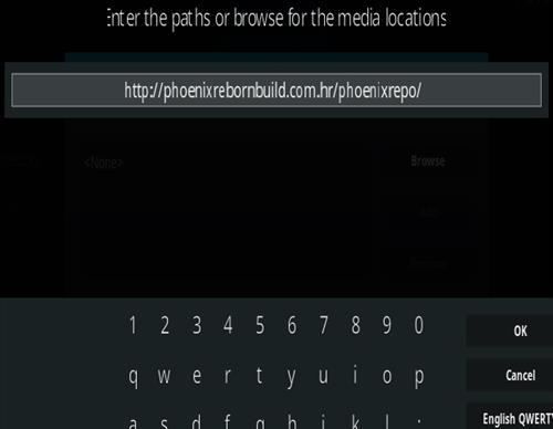 How to Install Phoenix Reborn IPTV Kodi Addon New Repo 1777 Step 5