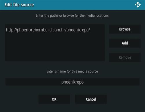 How to Install Phoenix Reborn IPTV Kodi Addon New Repo 1777 Step 7