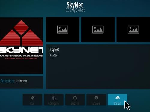 How to Install SkyNet Kodi Addon Updted Oct 2018 Step 18