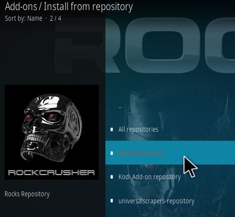 How to Install Strike's AllSportz Recaps Kodi Add-on Updated Step 15