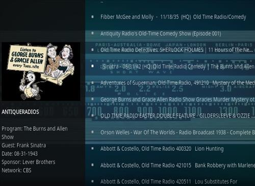 How to Install YesterYears Radio Kodi Addon Overview