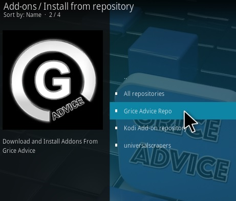 How To Install Bodie Kodi Addon Step 15