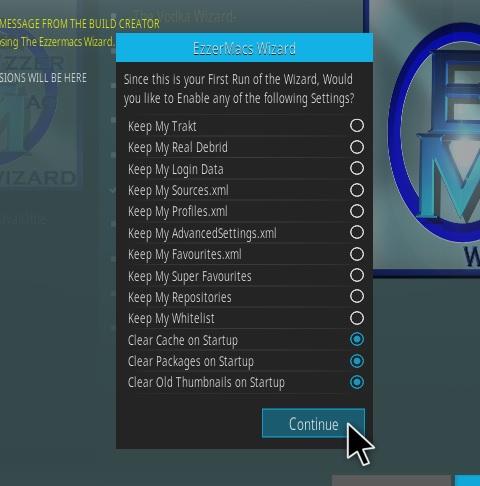 How To Install Diminutive Kodi Build Step 20