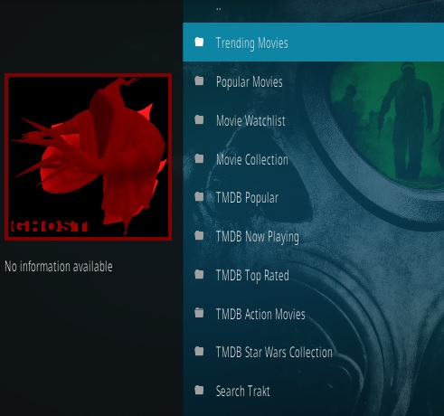 How To Install Ghost Kodi Addon V 2.0 Overview 2