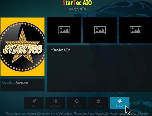 How To Install Star Tec AIO Kodi Addon Step 19