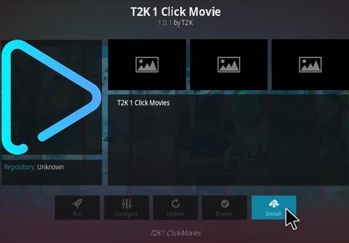 How To Install T2K 1-Click Movie Kodi Addon Step 18