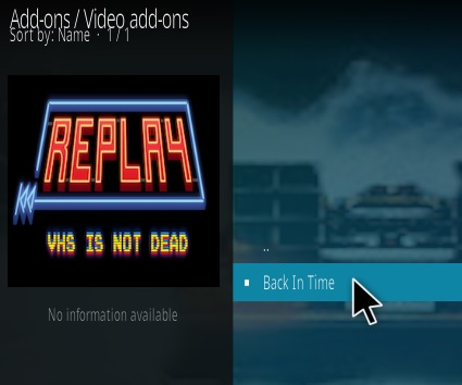 How to Install Bamf Kodi Repo and Addon Step 17