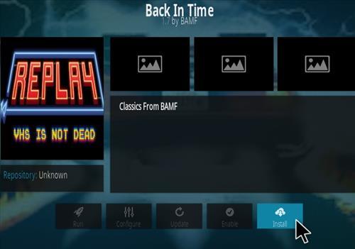 How To Install Back In Time Kodi Addon | WirelesSHack