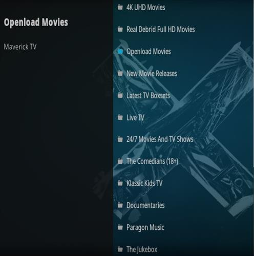 How to Install Gen-X Kodi Add-on Overview
