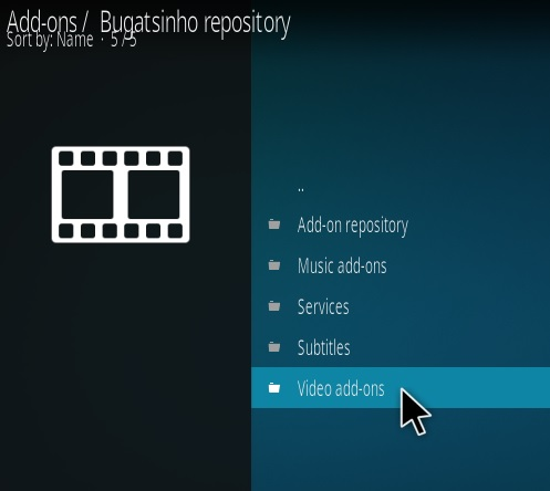 How to Install ReleaseBB Kodi Addon Step 16