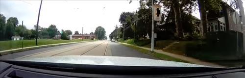 Review Audew D102 Car HD Dash Cam Driving