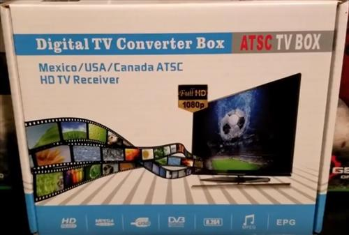 Best HD Over the Air TV Digital Converter Boxes