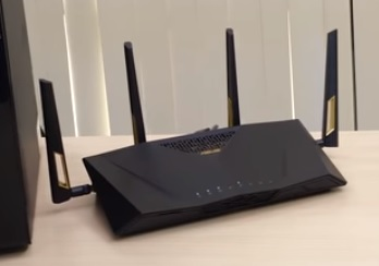 Best WiFi 6 802.11ax Wireless Routers ASUS RT-AX88U ALL