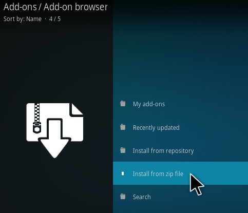 How To Install Exodus 8.0 Kodi Addon N1 777 Step 10