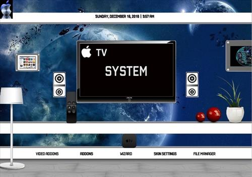 How To Install Kodi Apple Lounge Build Screenshot 1