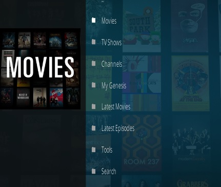 How To Install New Genesis Kodi Addon Overview