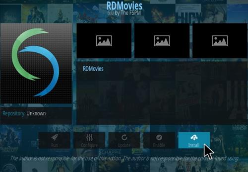 How To Install RD Movies Kodi Addon Step 19