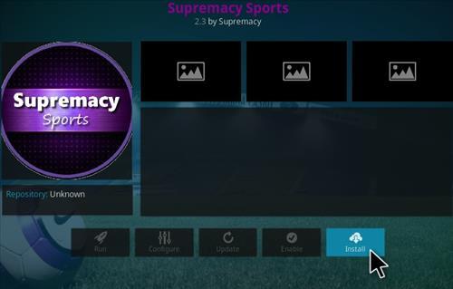 How To Install Supremacy Sports Kodi Addon Updated V Step 18