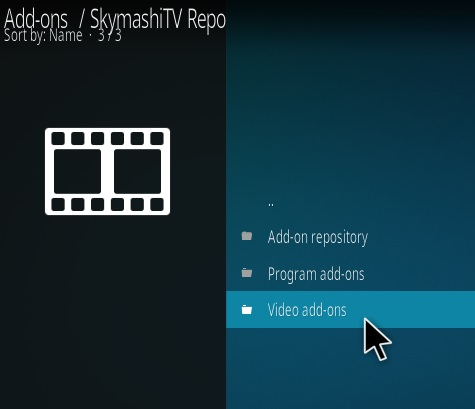 How To Install TV One Kodi IPTV Addon SkyMashi Step 16