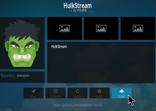 How to Install Hulk Stream Kodi Sports Addon Step 18